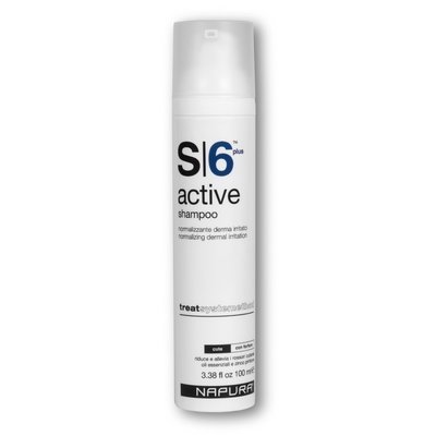 S6 ACTIVE SHAMPOO PLUS 100ML