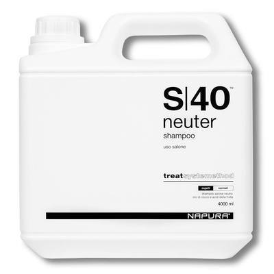S40 NEUTER SHAMPOO 4000ML